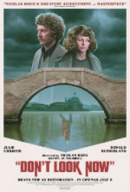 Nicholas Roeg's brilliant film of <em>Don't Look Now</em> returns to cinemas