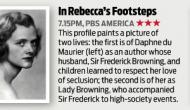 Another opportunity to see the Daphne du Maurier Documentary <em>In Rebecca's Footsteps</em>