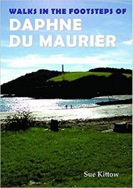 Sue Kittow discusses her new Du Maurier walks book on BBC Radio Cornwall