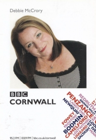 'Rook with a book' sculpture discussed on BBC Radio Cornwall by Debbie McCrory