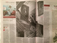 Sarah Perry's introduction to the 80th anniversary edition of 'Rebecca' in the Daily Telegraph