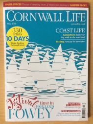 Cornwall Life magazine focuses on Fowey