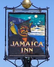 Jamaica Inn in the news as snow engulfs the A30
