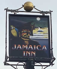 New Owner makes his mark at Cornwall's Famous Jamaica Inn