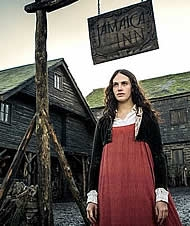 New BBC Jamaica Inn ruined by 'incoherent mumblings'