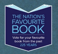 Vote for the Nation's Favourite Book from the past 225 years!